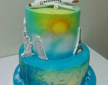 Seyahat pastası- Traveler cake