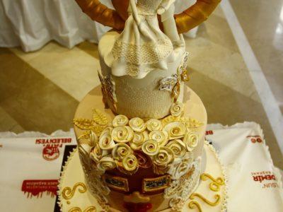 Salvador Dali & Gala nın Düğün Pastası