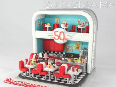 50'ler – Minyatür Pasta