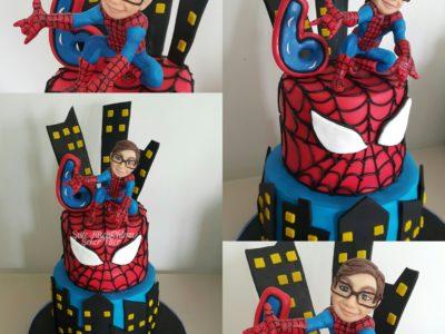 Örümcek adam Pastasi