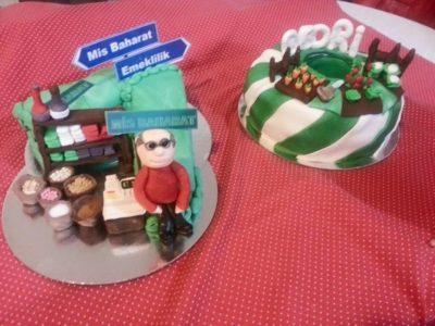 70 Yaş Emekli Baharatçı Pastası