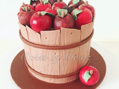 Elma Sepeti Pastası