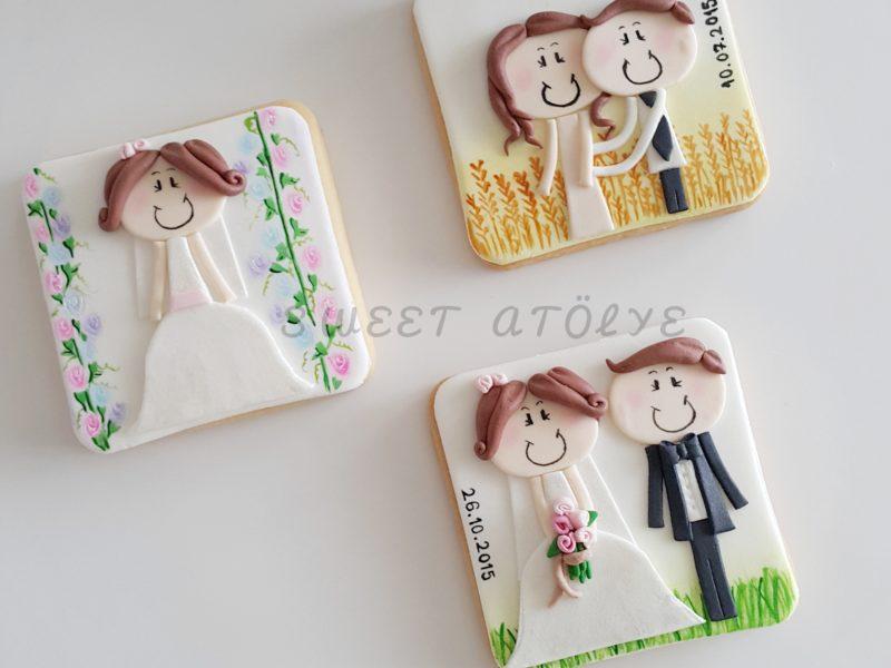 Hikayeli kurabiye