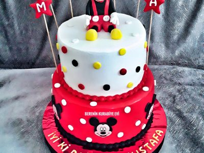 Mickey Mouse Pastası
