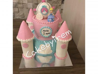 Cindirella Cake