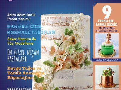 Cake Trend'in 5. Bahar Sayısı Çıktı